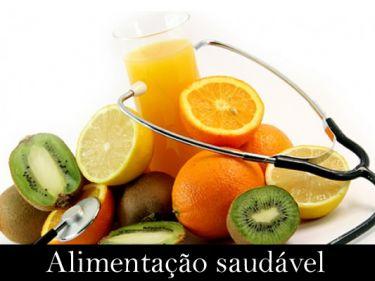 Alimentação saudável = Mais Saúde