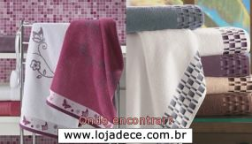 Toalhas de Rosto Avulsas