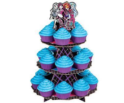 Suporte para Cupcake da Monster High