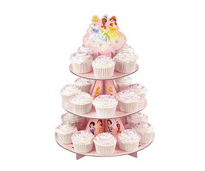 Suporte para Cupcake das Princesas