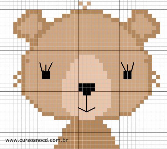 Urso em Ponto Cruz
