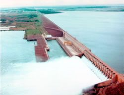 Hidrelétrica Ilha Solteira