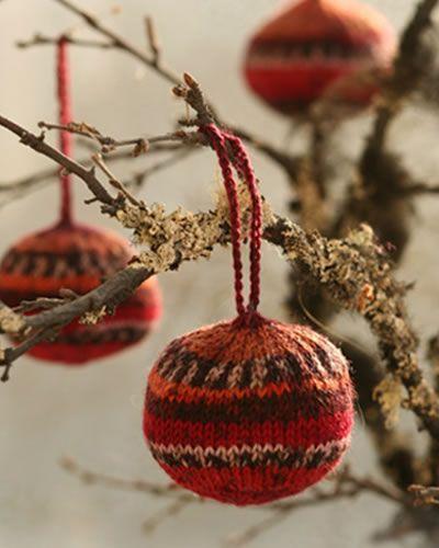 tradicionais bolas de natal
